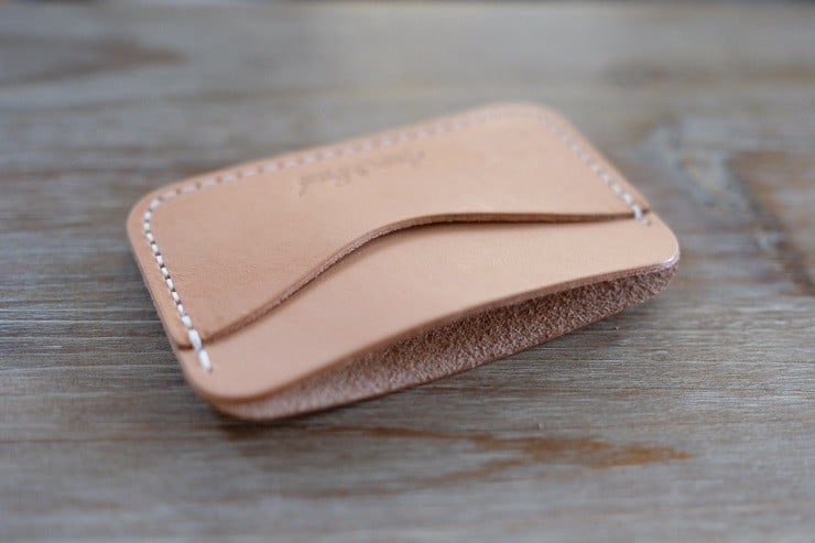 Arrow & Board Leather Wallets 9
