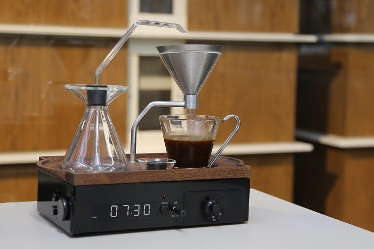 Barisieur Coffee Maker/Alarm Clock
