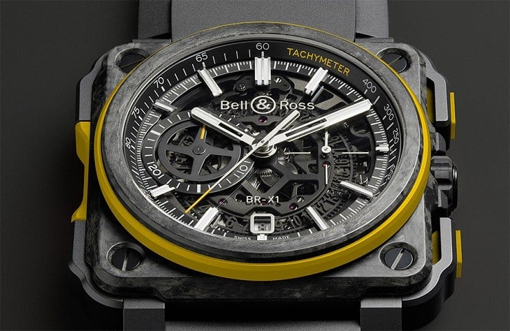 Bell & Ross BR-X1 RS16 and BR-X1 RS16 Tourbillon 2