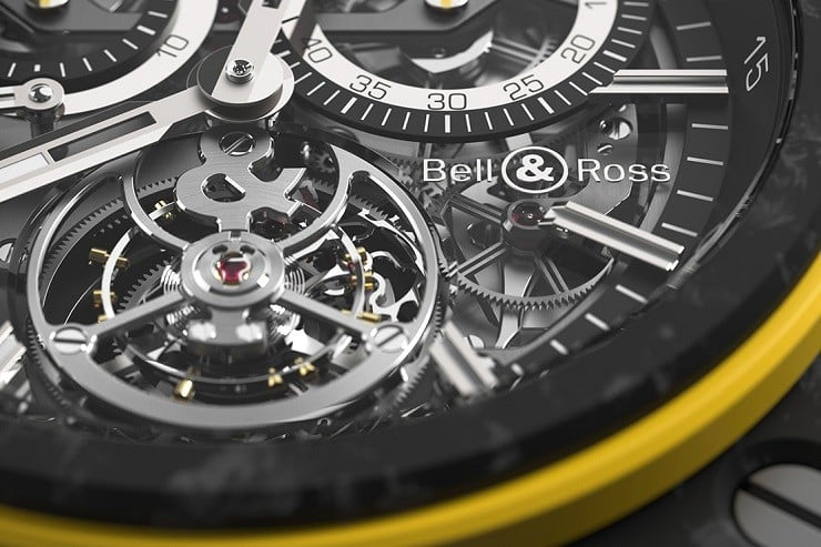 Bell & Ross BR-X1 RS16 and BR-X1 RS16 Tourbillon 5