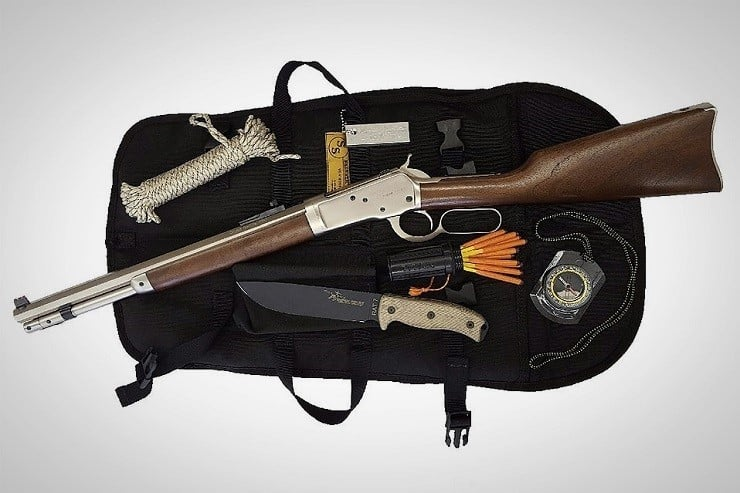 """Bush Pilot"" Carbine Survival Kit"