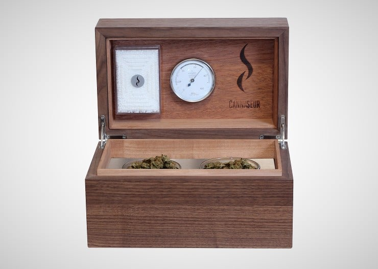 Cannaseur One Cannabis Storage Box 3