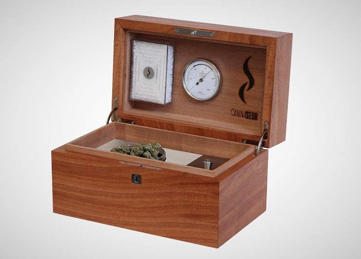 Cannaseur One Cannabis Storage Box 5