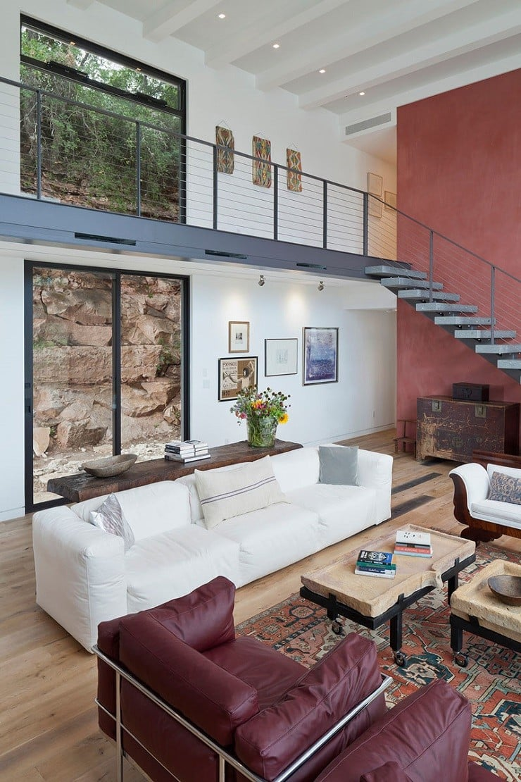 Cliff Dwelling in Austin, Texas 7