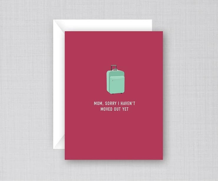 Honest Mother's Day Cards 5
