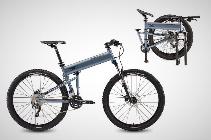 Montague Paratrooper Folding Mountain Bikes 4