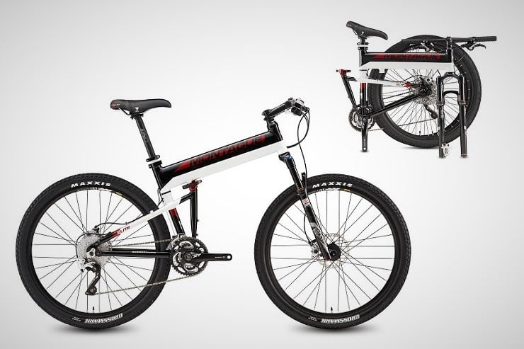 Montague Paratrooper Folding Mountain Bikes 7