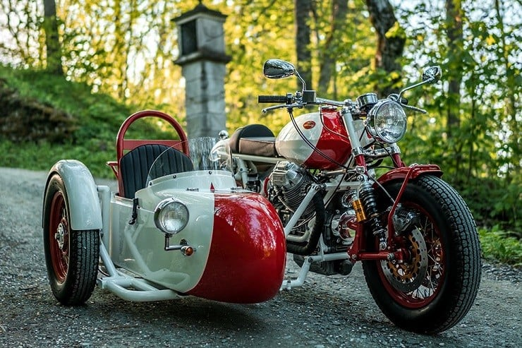 The Alpinist by NCT Motorcycles