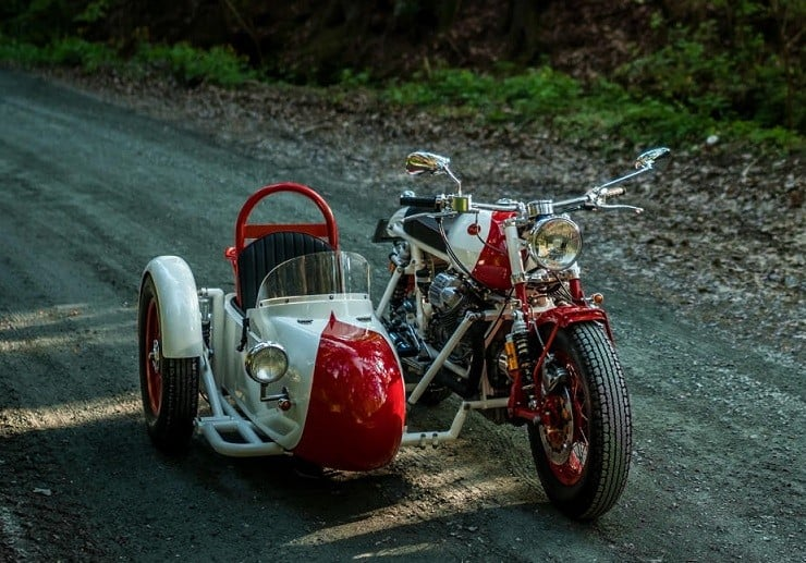 The Alpinist by NCT Motorcycles 8