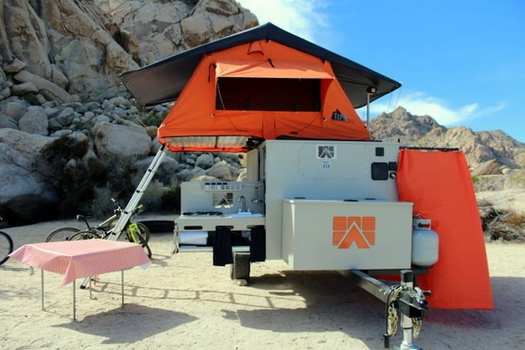 Base Camp Trailer 4