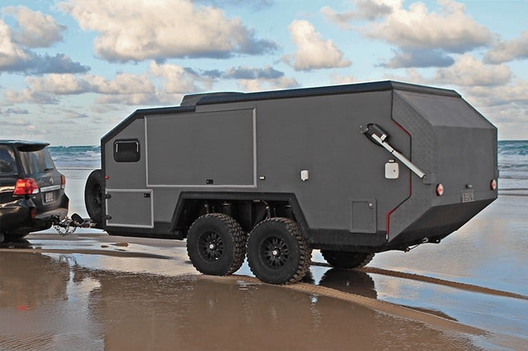 Bruder Exp 6 Trailer Men S Gear