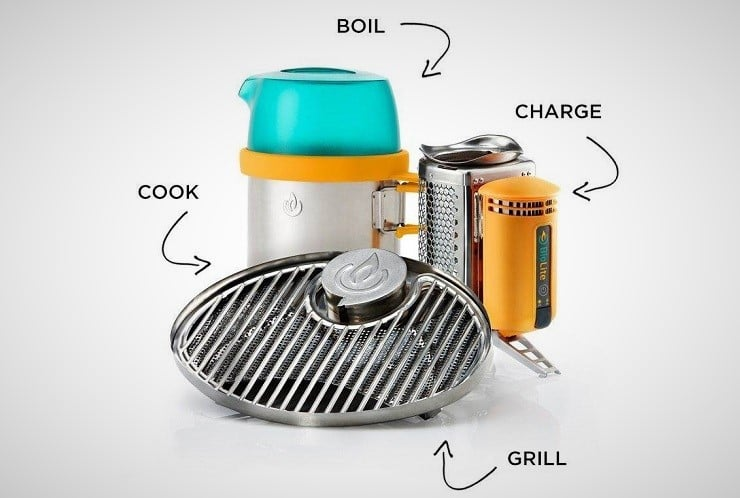 Campstove Bundle by BioLite