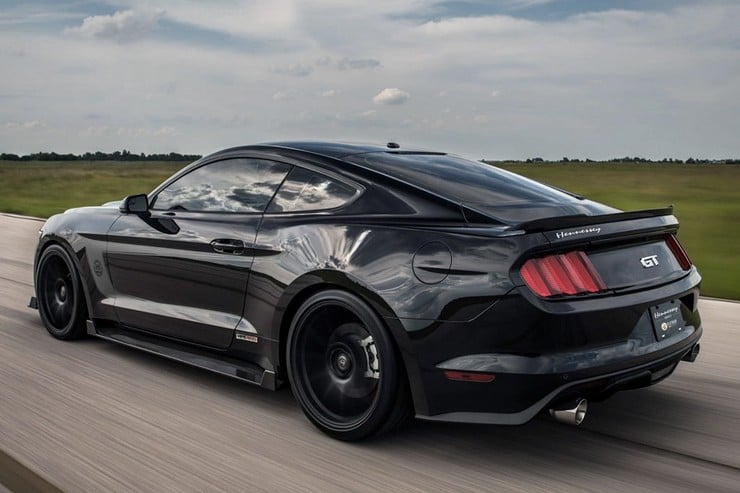 Hennessy 25th Anniversary HPE800 Ford Mustang 1