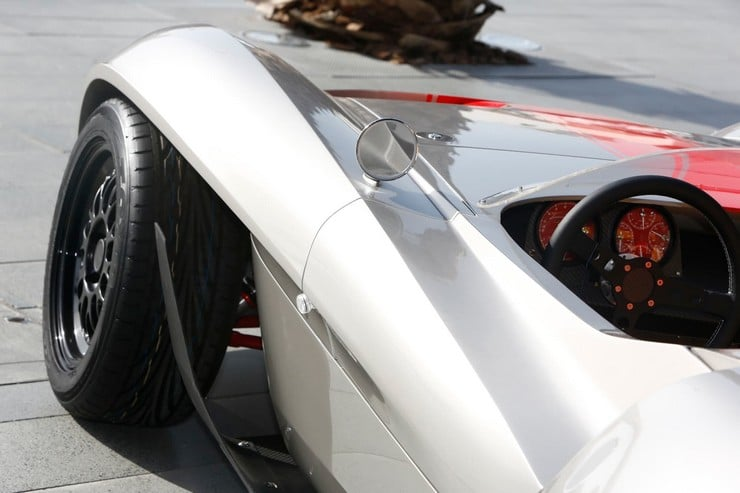 Jannarelly Design-1 Retro Roadster 13