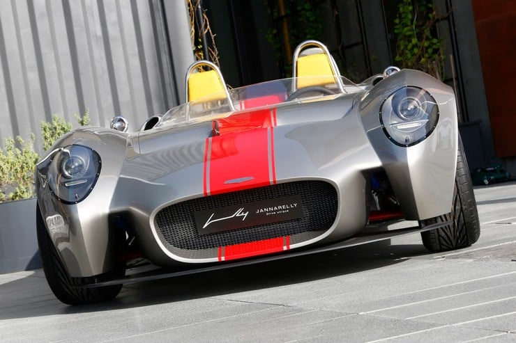 Jannarelly Design-1 Retro Roadster 9