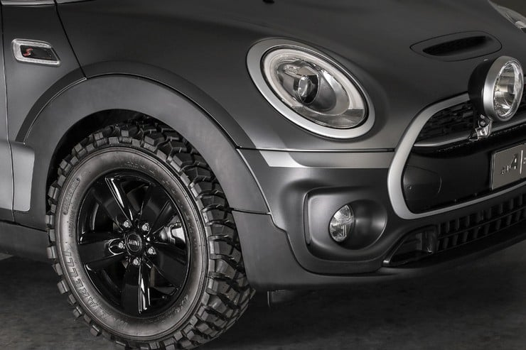 MINI Clubman All4 Scrambler Concept 1