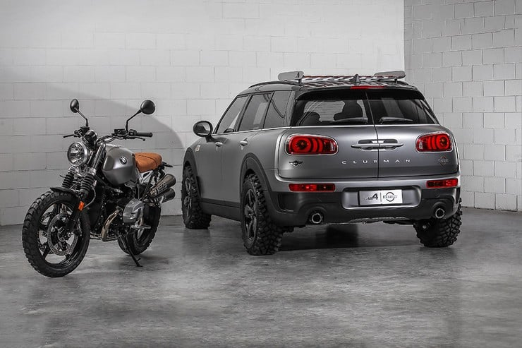 MINI Clubman All4 Scrambler Concept 10