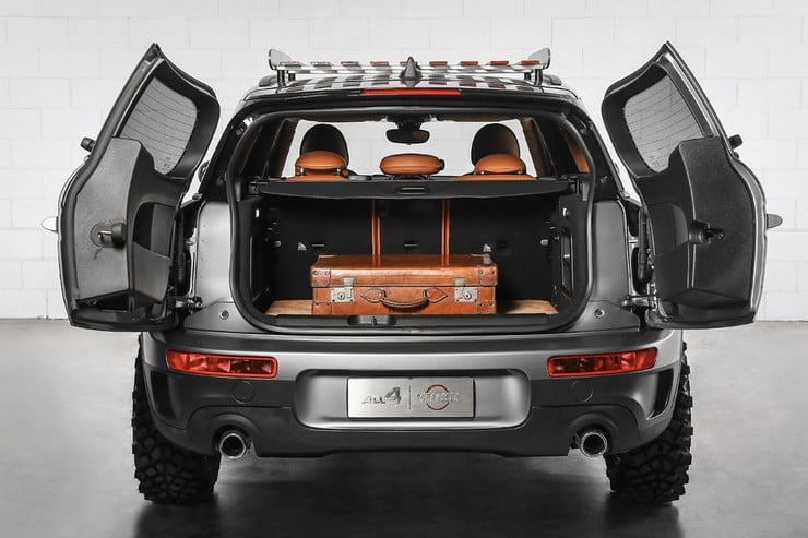 MINI Clubman All4 Scrambler Concept 4