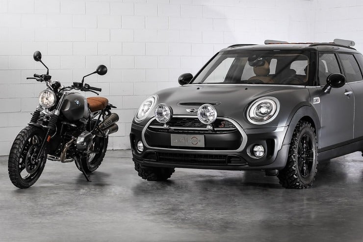 MINI Clubman All4 Scrambler Concept 6