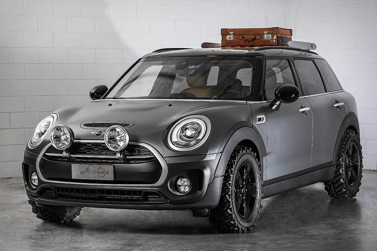 MINI Clubman All4 Scrambler Concept 7