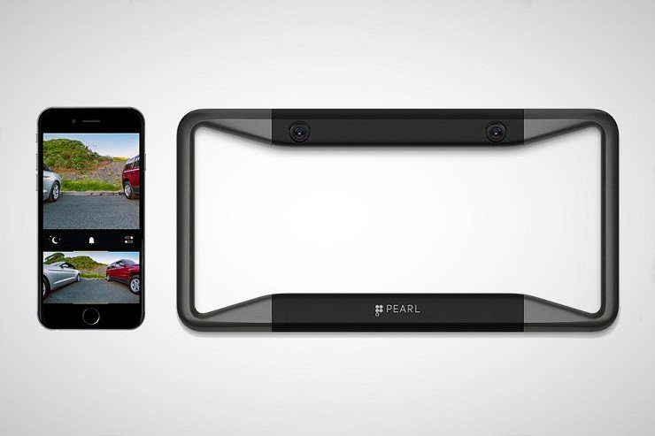 Pearl RearVision Backup Camera