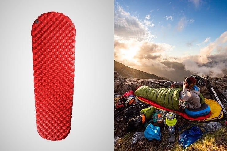 Sea to Summit Comfort Plus Insulated Mat 9