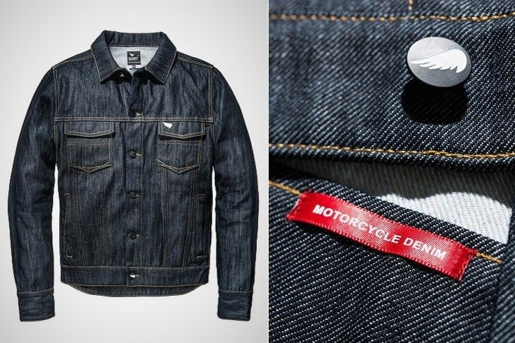 Unbreakable Denim Jacket