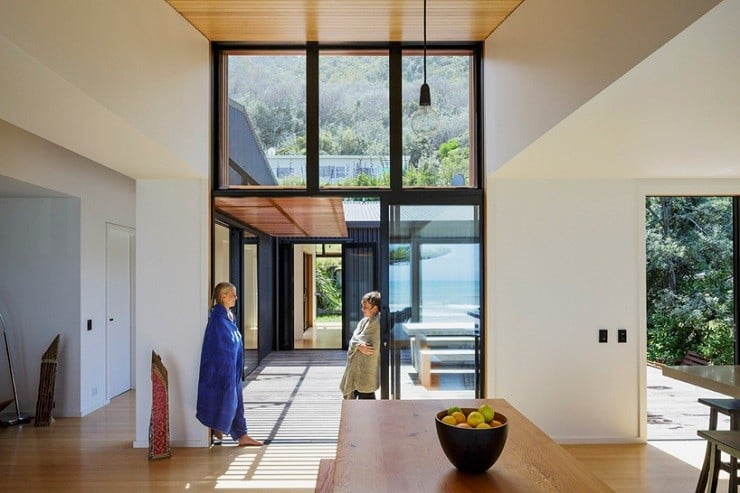 offSET Shed House in New Zealand 8