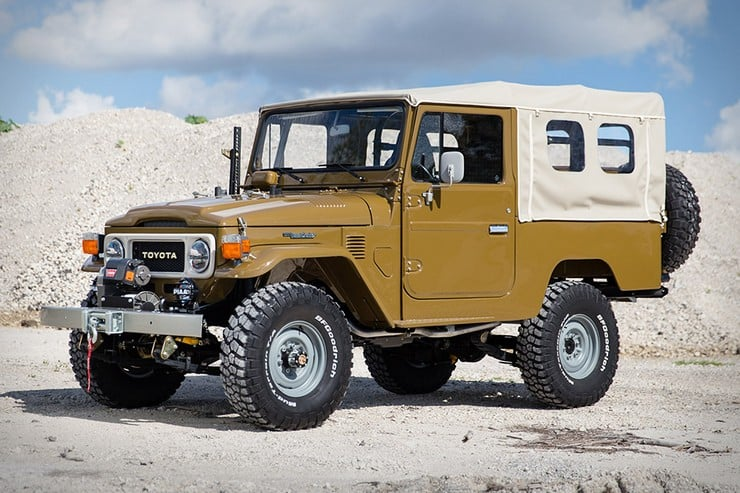 1981 Toyota Land Cruiser FJ43 by Copperstate Overland