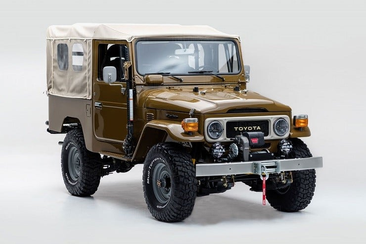 1981 Toyota Land Cruiser FJ43 by Copperstate Overland 11