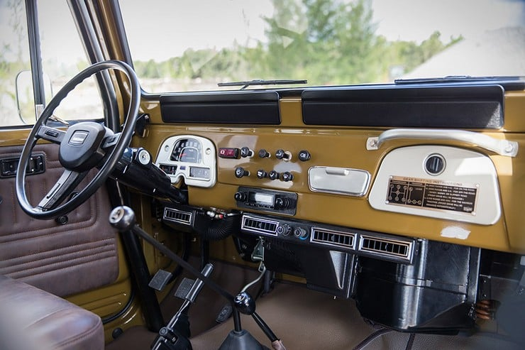 1981 Toyota Land Cruiser FJ43 by Copperstate Overland 2