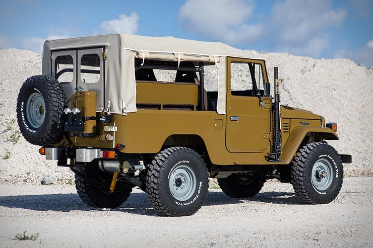 1981 Toyota Land Cruiser FJ43 by Copperstate Overland 4