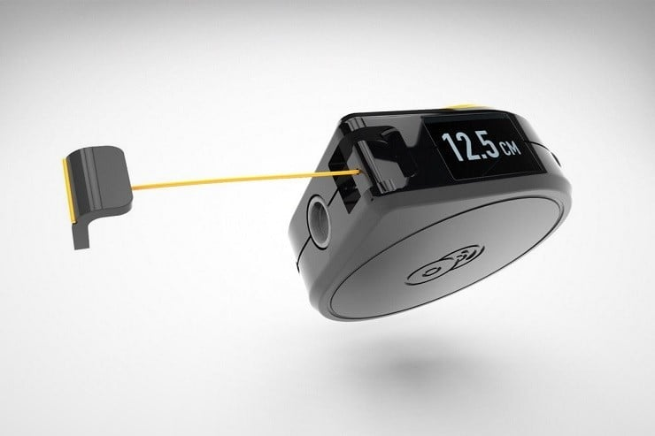 Bagel Smart Tape Measure 2
