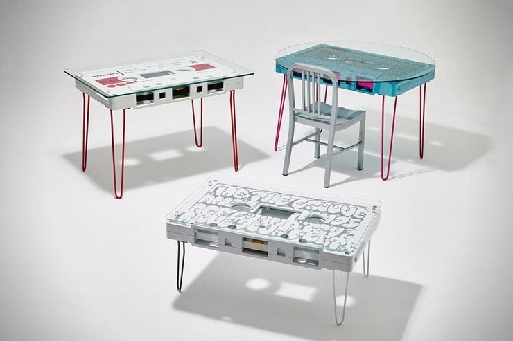 Cassette Coffee Tables by Alter Furniture 1