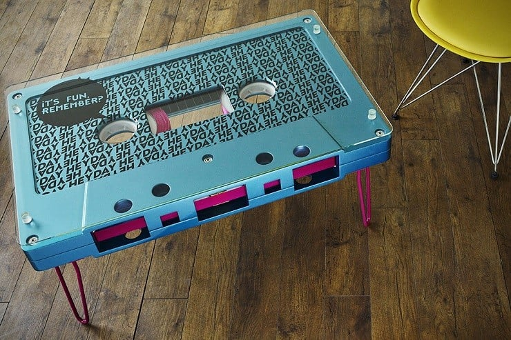 Cassette Coffee Tables by Alter Furniture 5