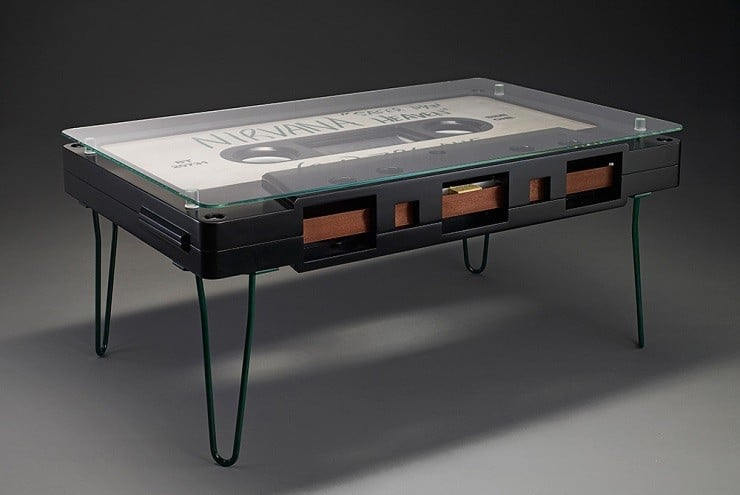 Cassette Coffee Tables by Alter Furniture 8