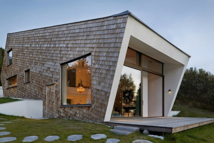 Cone House in Sweden