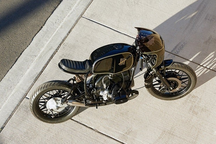 Federal Moto's BMW R100 'The Five' 2