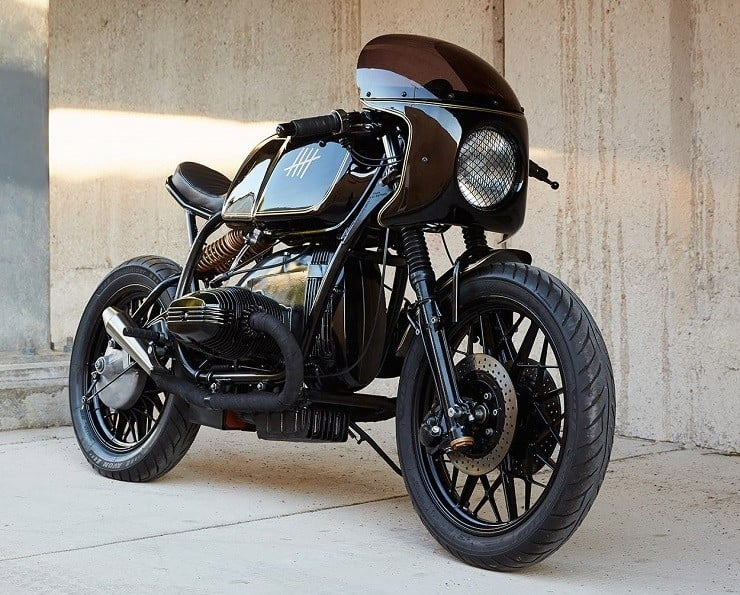 Federal Moto's BMW R100 'The Five' 3