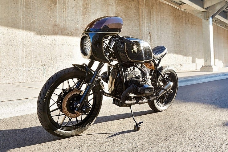 Federal Moto's BMW R100 'The Five' 5