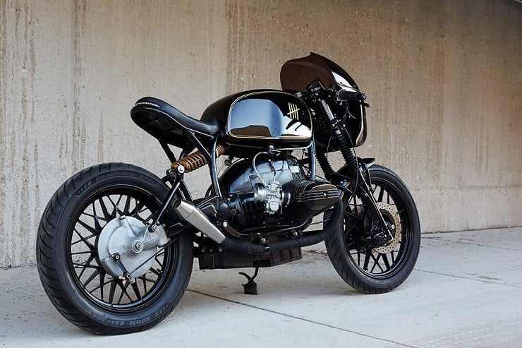 Federal Moto's BMW R100 'The Five' 7