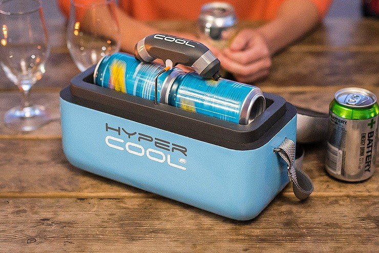 HYPERCOOL Can Spinning Cooler