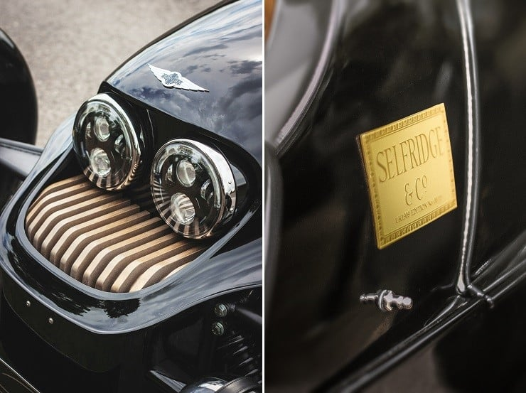 Morgan EV3 Selfridges Edition 4
