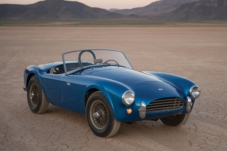 Original 1962 Shelby CSX 2000 Cobra