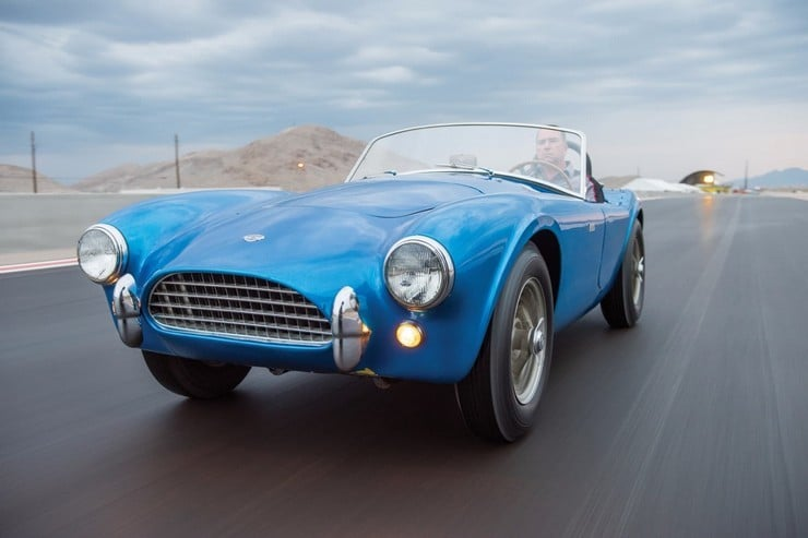Original 1962 Shelby CSX 2000 Cobra 13