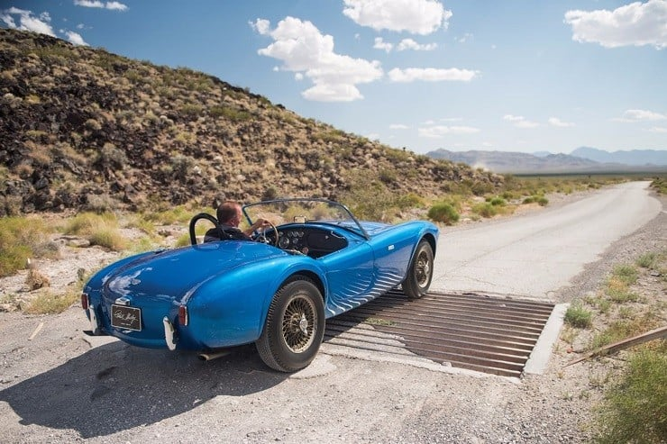 Original 1962 Shelby CSX 2000 Cobra 17
