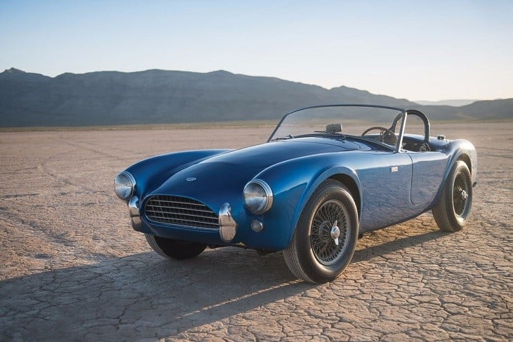 Original 1962 Shelby CSX 2000 Cobra 2