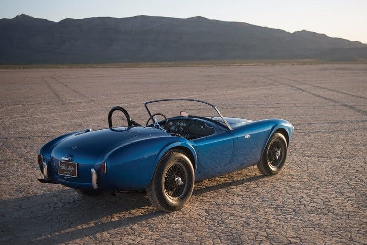 Original 1962 Shelby CSX 2000 Cobra 3
