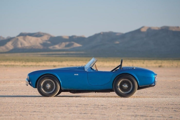 Original 1962 Shelby CSX 2000 Cobra 4