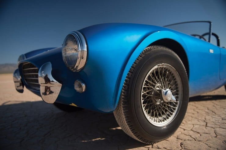 Original 1962 Shelby CSX 2000 Cobra 7